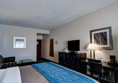 Comfort Inn - Mount Airy - Bedroom