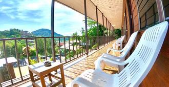 Tapear Resort - Đảo Phi Phi - Ban công