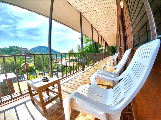 Tapear Resort - Phi Phi -saaret - Parveke