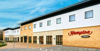 Hampton by Hilton Oxford - Oxford - Building