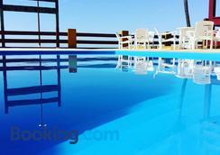 Pousada Portal da Barra - Marataizes - Pool