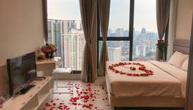 Expressionz Suites Klcc By Like Home - Kuala Lumpur - Bedroom