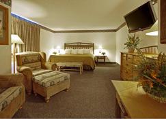 Kelly Inn West Yellowstone - ווסט ילוסטון - חדר שינה