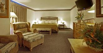 Kelly Inn West Yellowstone - West Yellowstone - Bedroom