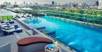 Mercure Bangkok Makkasan - Bangkok - Piscina