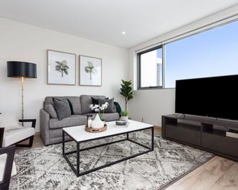 Bream penthouse (672i) - Coogee - Living room