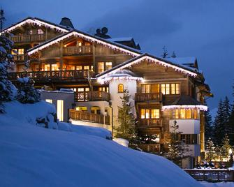 Le Strato - Courchevel - Building