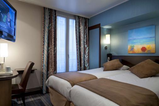 Timhotel Odessa Montparnasse - Paris - Bedroom