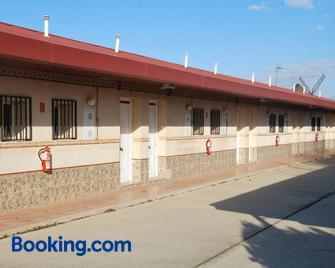 Alojamiento Rural Los Delfines - Valdepeñas - Gebäude