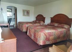 El Camino Motel - Beeville - Habitación