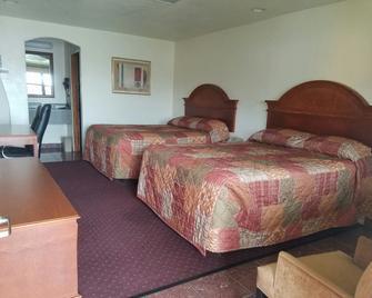 El Camino Motel - Beeville - Bedroom