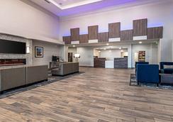 Comfort Suites - Grove City - Lobby