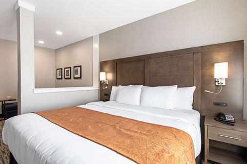 Comfort Suites - Grove City - Bedroom