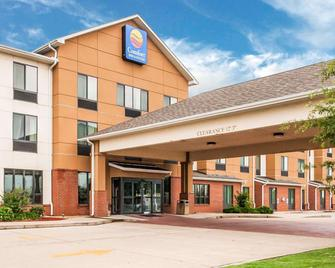 Comfort Inn & Suites Sikeston I-55 - Sikeston - Building