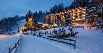 Beausite Park Hotel - Lauterbrunnen - Rakennus