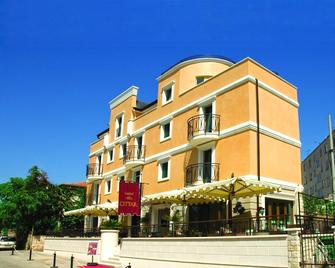 Hotel Villa Cittar - Novigrad (Istarska) - Gebouw