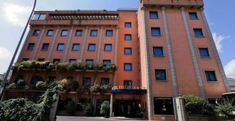 緹貝託大酒店 - 羅馬 - 羅馬 - 建築