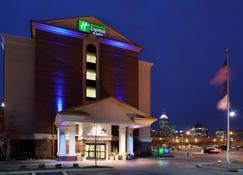 Holiday Inn Express Indianapolis Downtown Convention Center - Indianapolis - Building