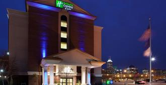 Holiday Inn Express Indianapolis Downtown Convention Center - Indianápolis - Edificio