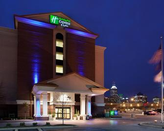 Holiday Inn Express Indianapolis Downtown Convention Center - Indianapolis - Bygning