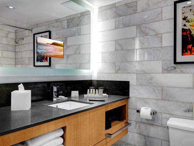 藝術酒店 - 卡加立 - 卡爾加里 - 浴室
