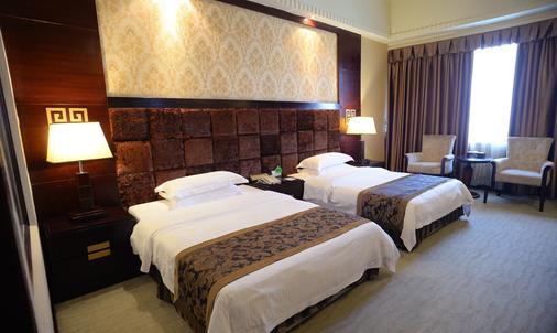 Kai Rong Du International Hotel - Guangzhou - Bedroom