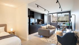 Woolloomooloo Anchorage - Sydney - Living room