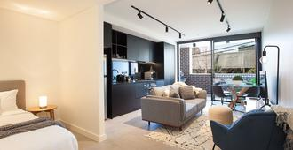 Woolloomooloo Anchorage - Sydney - Living room