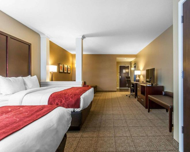 Comfort Suites Youngstown North - Youngstown - Makuuhuone