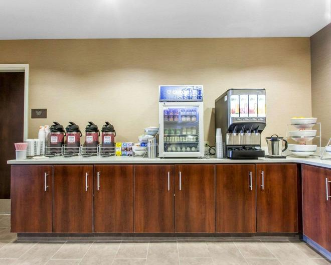 Comfort Suites Youngstown North - Youngstown - Buffet
