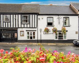 The Unicorn Inn - Ludlow - Gebouw