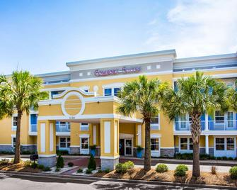 Comfort Suites at Isle of Palms Connector - Mount Pleasant - Building
