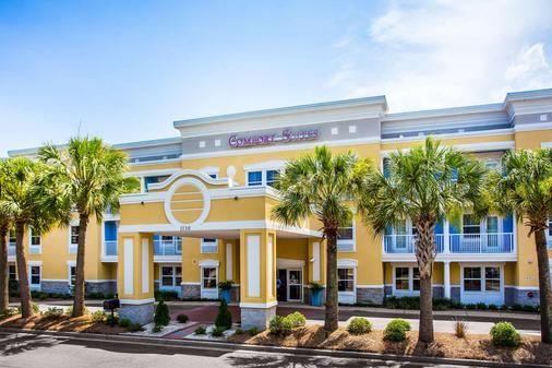 Comfort Suites at Isle of Palms Connector - Mount Pleasant - Κτίριο
