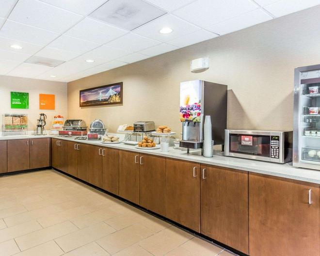 Comfort Suites at Isle of Palms Connector - Mount Pleasant - Buffet