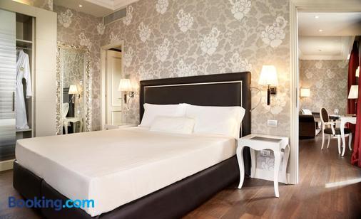 Sina De la Ville - Milan - Phòng ngủ