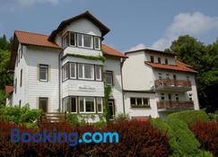 Pension Waldesblick - Friedrichroda - Bâtiment