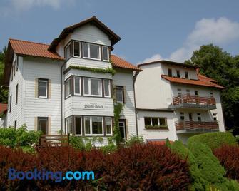 Pension Waldesblick - Friedrichroda - Gebäude