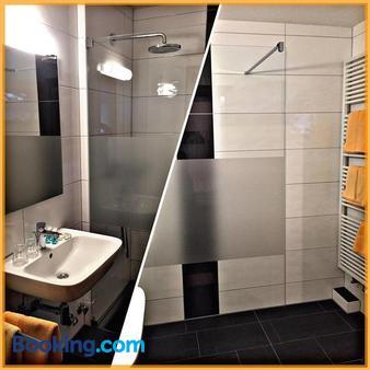 Das Gästehaus Eimeldingen - Binzen - Bathroom