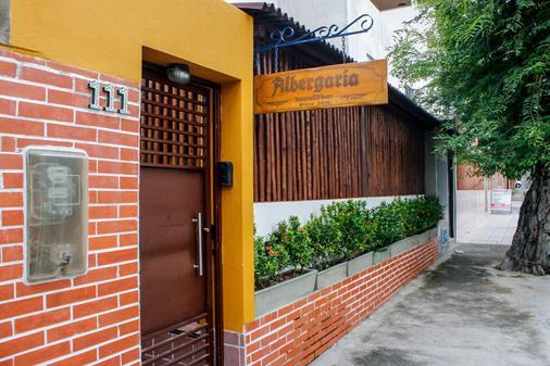 Albergaria Hostel - Fortaleza - Outdoors view