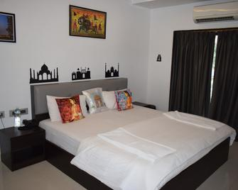Athi Resorts - Bogmalo - Ložnice