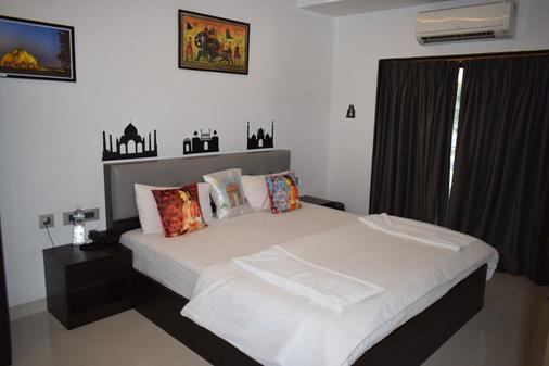 Athi Resorts - Bogmalo - Bedroom