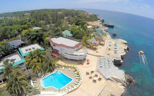 Samsara Cliff Resort & Spa - Negril - Edificio