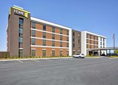 Home2 Suites by Hilton Decatur Ingalls Harbor - Decatur - Rakennus