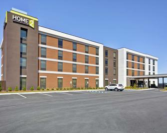 Home2 Suites by Hilton Decatur Ingalls Harbor - Декейтер - Building