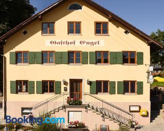 Alps Hostel - Gasthof Engel - Pfronten - Building