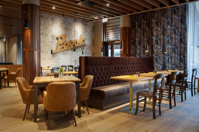 Scandic Flesland Airport - Bergen - Nhà hàng