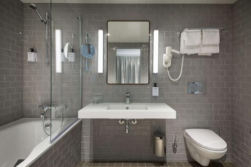 斯堪迪克弗萊斯蘭機場飯店 - 卑爾根 - 浴室