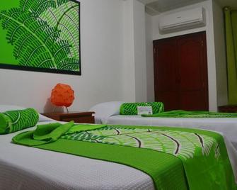 Hotel Chilimaco - Puerto Asís - Bedroom