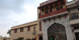 Mahar Haveli Bed & Breakfast - Jaipur - Building
