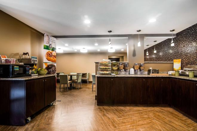 Quality Inn & Suites Downtown - Syracuse - Buffet